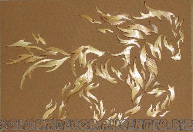 Конь-огонь :: дизайнерские сувениры и подарки в наличии и на заказ