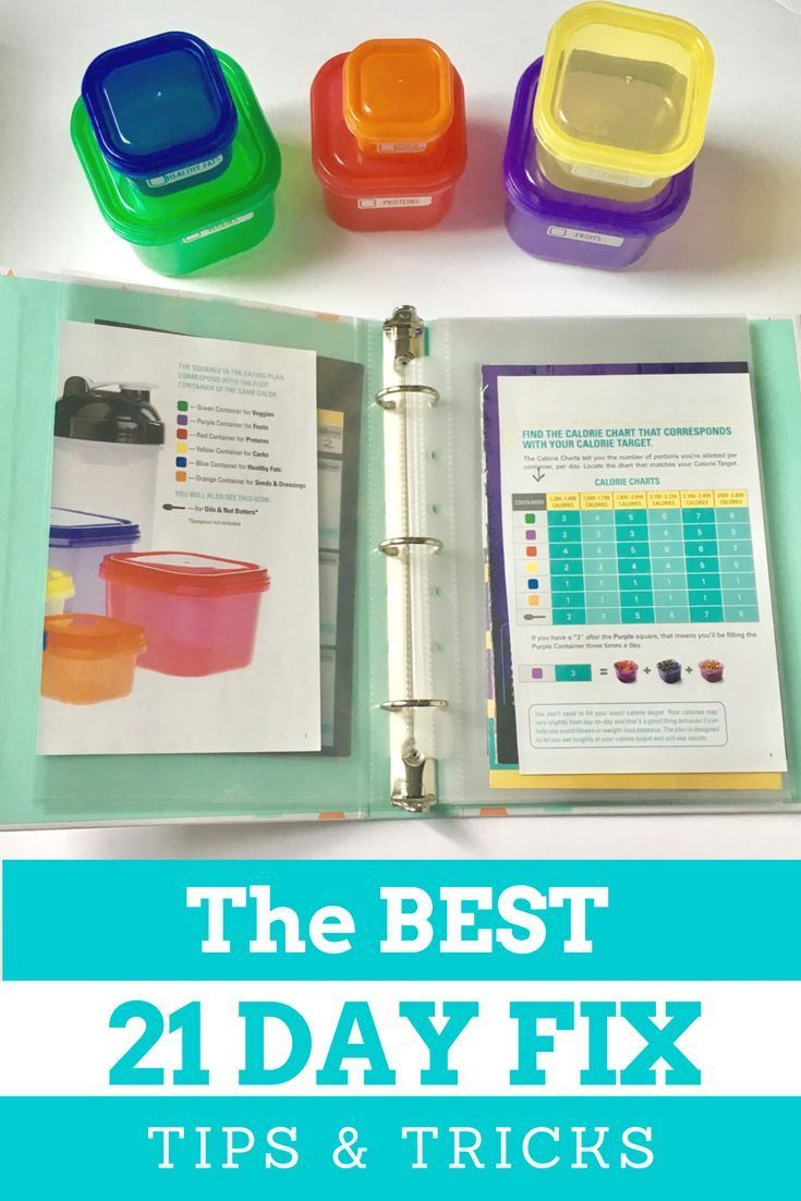 The best 21 Day Fix tips and tricks to help you stay on track your entire round without giving up! Get the results you really want!
