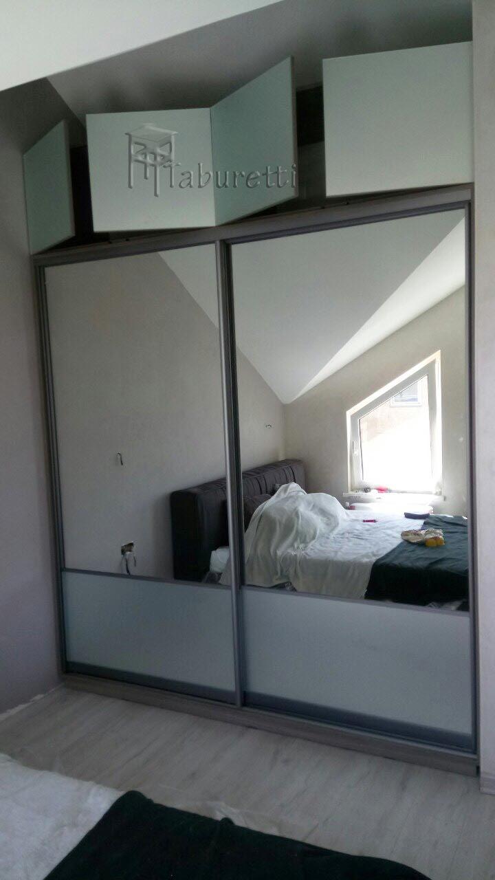Зеркальный шкаф купе с антресолями   http://taburetti.kiev.ua/shkafy-kupe/zerkalnyj-shkaf-kupe-s-antresolyami/   #шкаф #шкафкупе