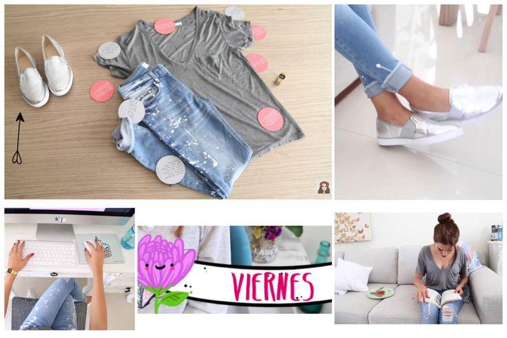 Yuya outfit Viernes!