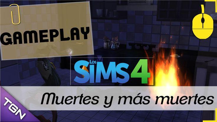 Los Sims 4 - Muertes y más muertes