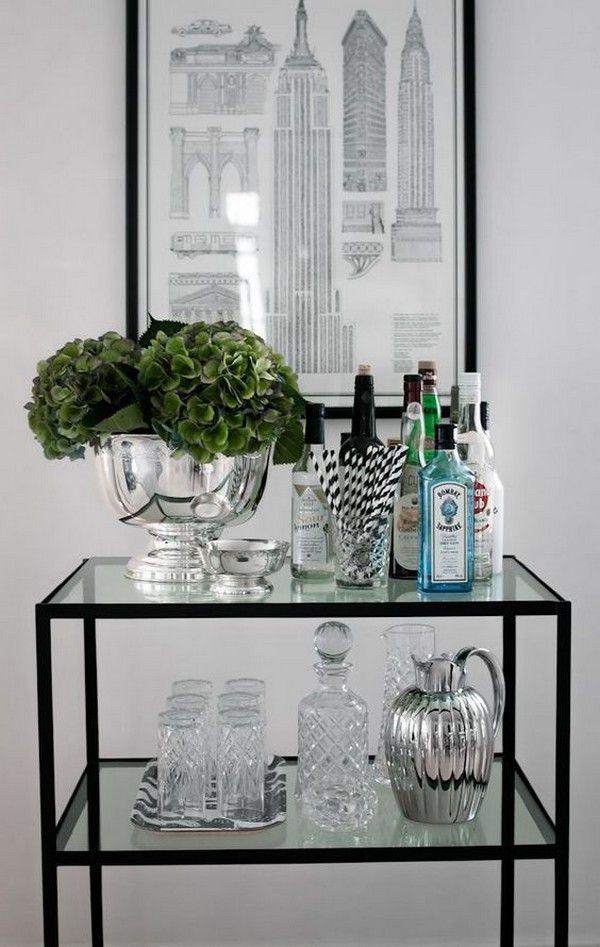 Awesome Home Bar Ideen, die Sie auch in kleinen R … – #auch #Awesome #Bar #bari …
