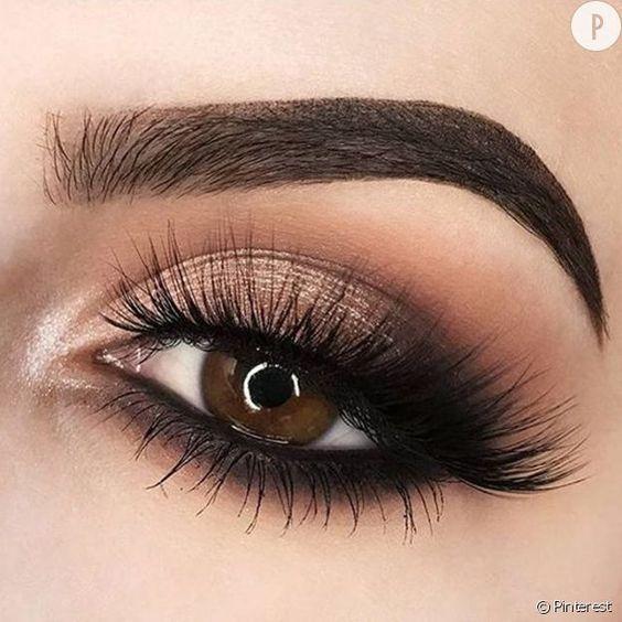 Les plus beaux smoky eyes repérés sur Pinterest