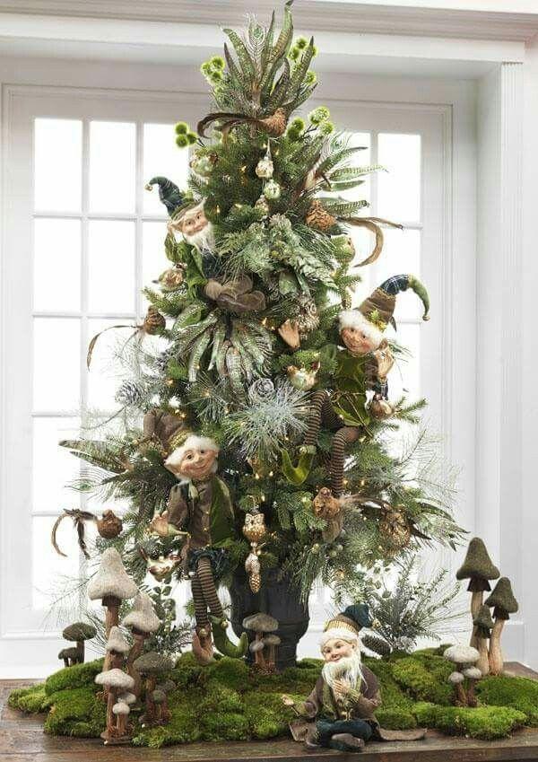 Fairy elf tree