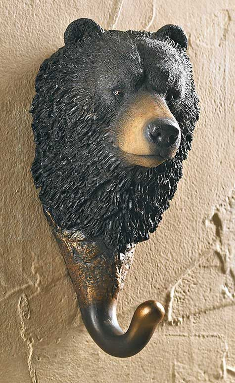 Top 25 ideas about Black Bear Decor on Pinterest | Chainsaw ...