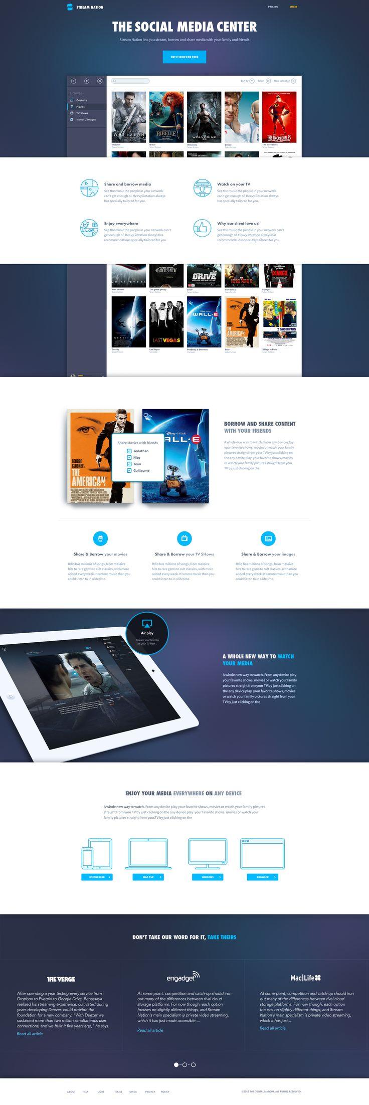 Dribbble - homepage.jpg by Julien Renvoye