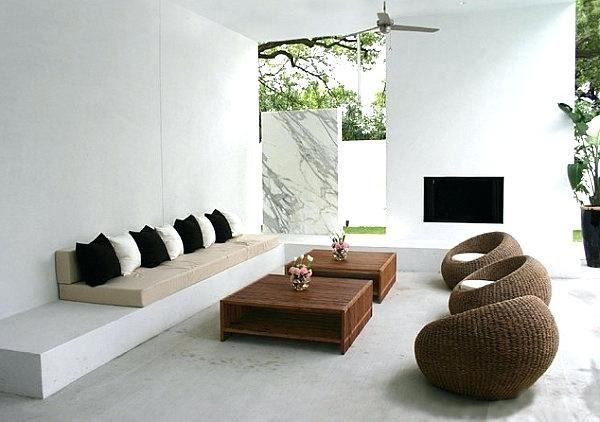 Moderne Dekoration