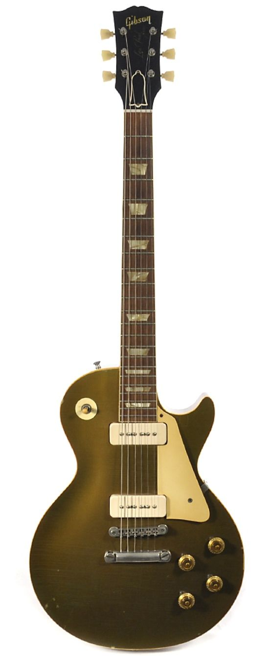 GIBSON Les Paul Goldtop 1956 | Chicago Music Exchange