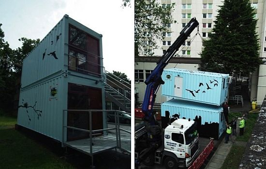 Tiny Home Designs: 18 Best Shipping Container Hotel Images On Pinterest