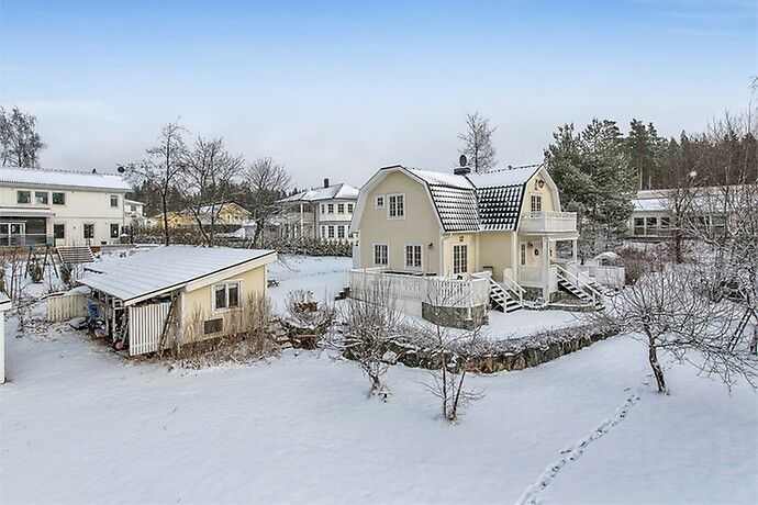 Brynhildsvägen 18 - Villa till salu - Täby Kyrkby, Täby. Hemnet - Sveriges största bostadssajt.