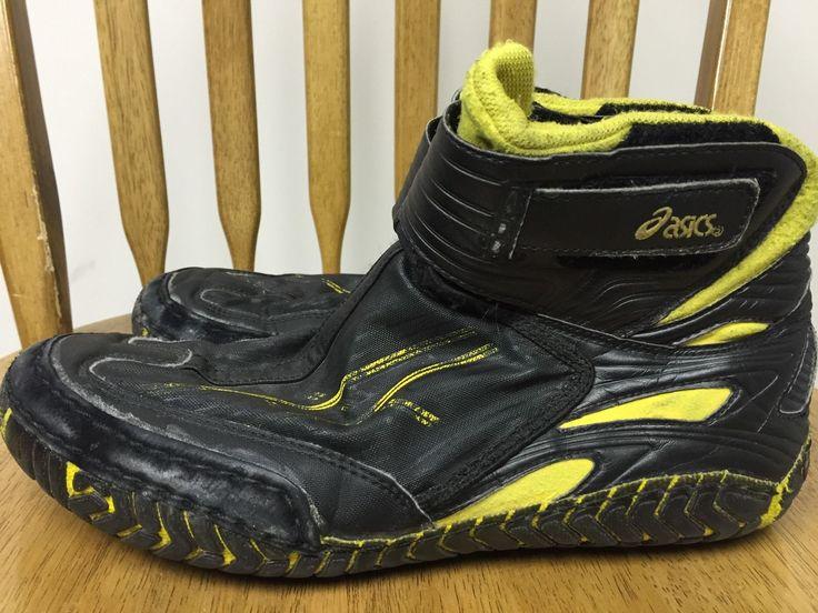 17 Best images about Asics 54 Wrestling Shoes on Pinterest | Black ...