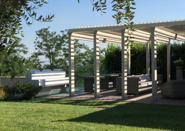 Pompeiana bioclimatica a ventilazione naturale
