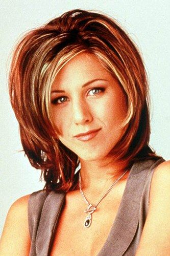 Jennifer Aniston hair from back in the day... We think it's time for a comeback!