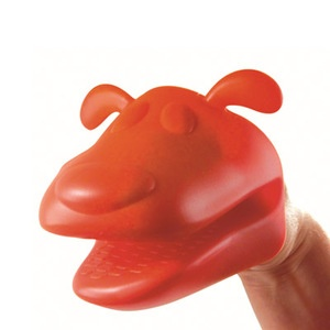 Dog Hot Heads Oven Mitt, 11€, now featured on Fab.