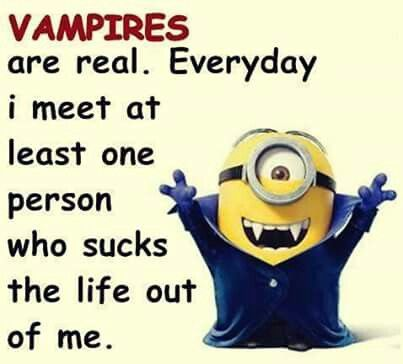 Ok !!!???!! Candace that's you !!! Try getting a life oh wait you can't you're a vampire......dead
