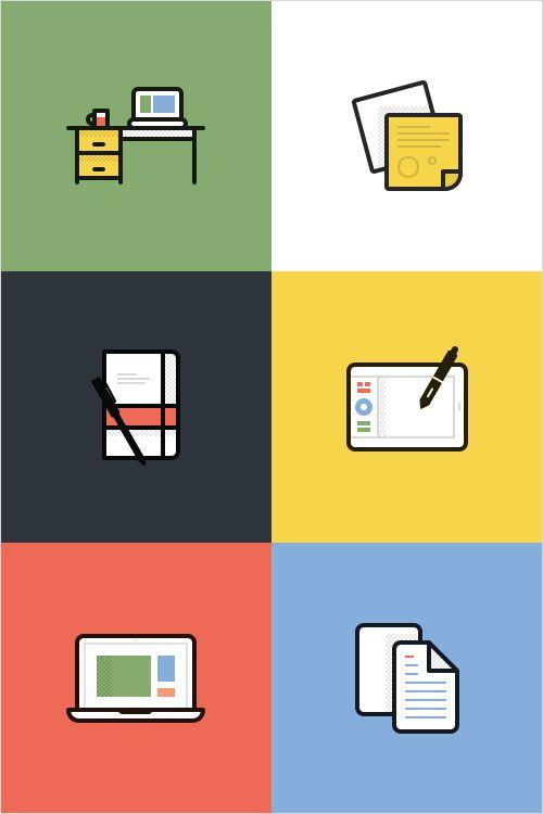 Freebie: Dashel Icon Set (45 Icons, SVG, PSD, PNG) - Smashing Magazine