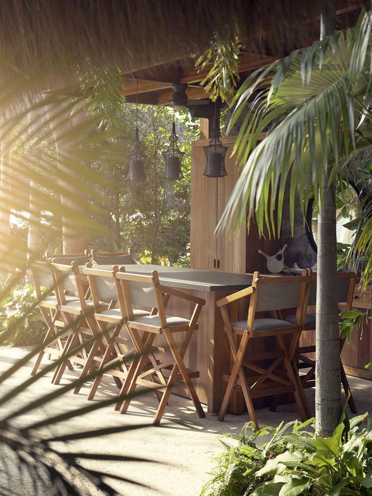 Architetti CDM costruisce casa SJA sul Pacifico messicano
