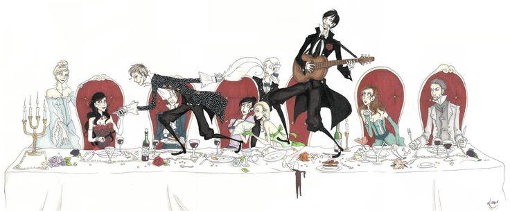 Mozart l'opera rock by JustCallMeLum on deviantART
