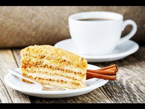 Торт медовик - Лучший рецепт - Кулинарный рецепт - Повар в доме