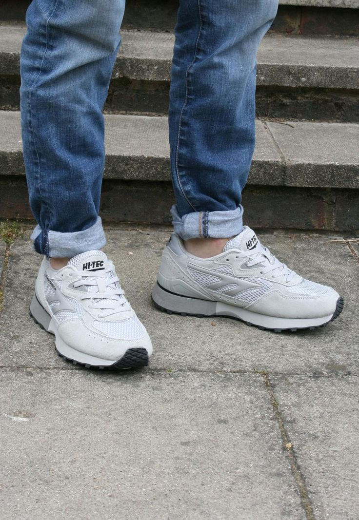 Silver Shadow II - Men's 80's Retro Running Trainers | Hi-Tec Store | ASOS Marketplace