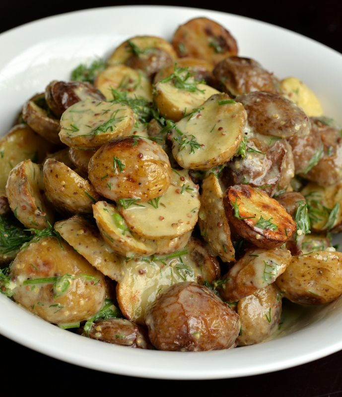 1000+ ideas about Roasted Small Potatoes on Pinterest | Small Potatoes ...