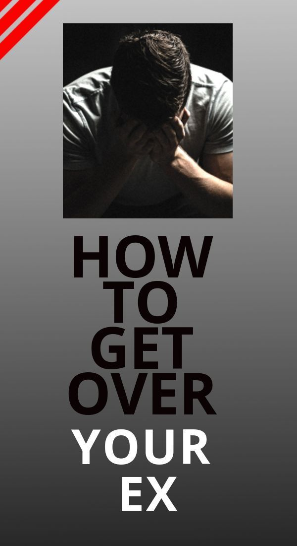 How to get over a divorce fast