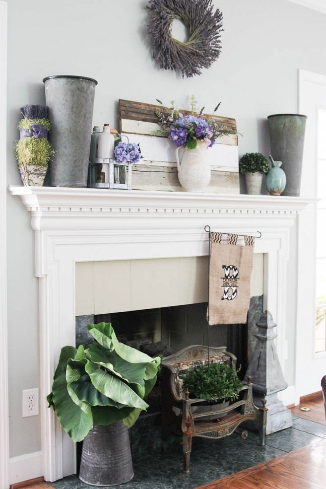 living room mantel decor 59 best images about repurposed mantels on car 12902