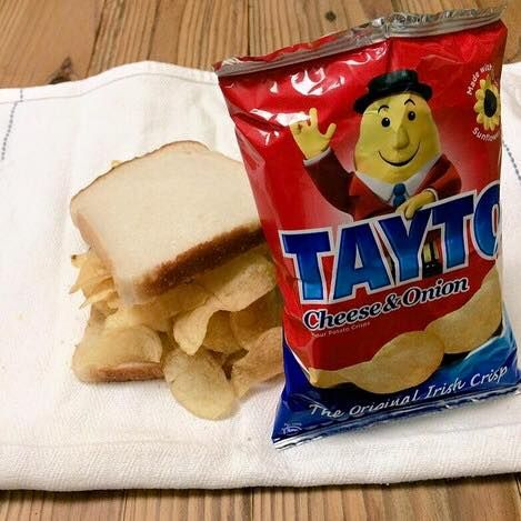 Ireland's greatest pairing - Brennans Irish Bread & Tayto Crisps - Available in USA!