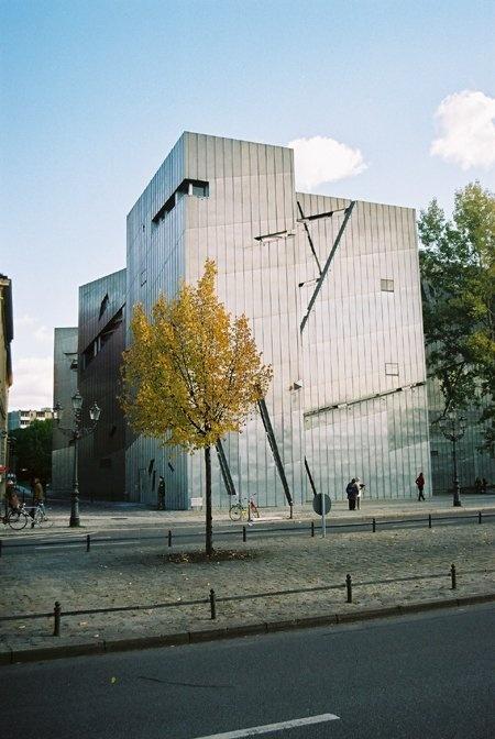 The Jewish Museum (Jüdisches Museum), Berlin | Daniel Libeskind