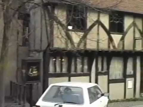Nottingham City Centre 1985 - YouTube - Interesting but it swoops and pans about so fast it makes you giddy.