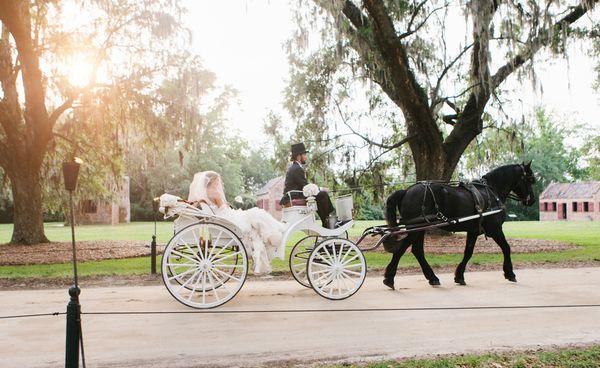 Cute carriage