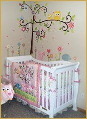 Nursery for Paislee when she visits   MiMi