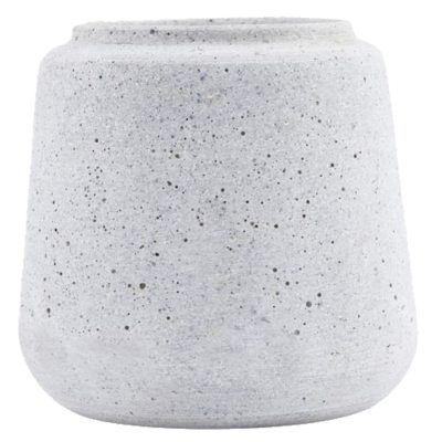 Shape kruka S, vit i gruppen Inredningsdetaljer / Dekoration / Vaser & Krukor hos RUM21.se (1025516)