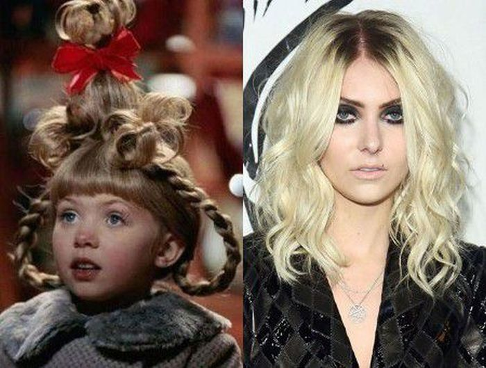 The 25 best taylor momsen grinch ideas on pinterest cindy lou taylor momsen how the grinch stole christmas pmusecretfo Choice Image