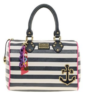 Paul's Boutique - Striped Molly Bag