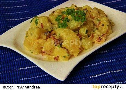 Vídeňské brambory recept - TopRecepty.cz