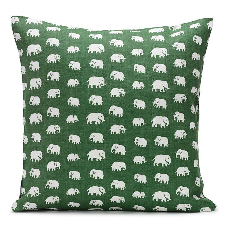 Kudde Elefant Lin | Svenskt Tenn