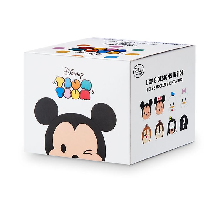 Tsum Tsum Vinyl Figures Blind Box
