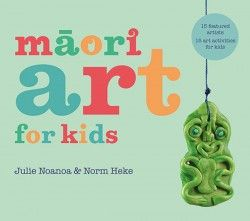 Creative Maori art activities to do with children based on the work of 15 leading New Zealand artists.