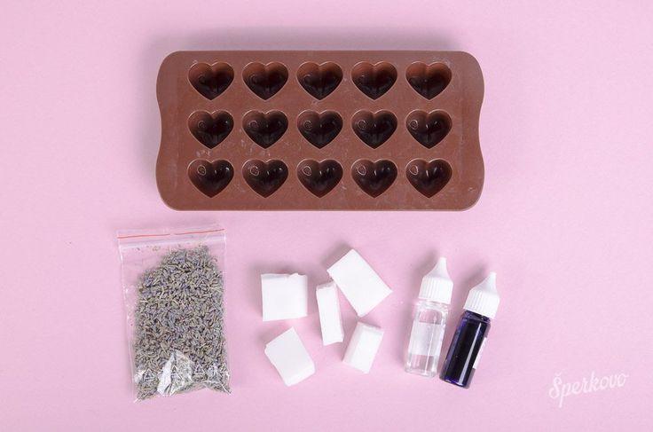 Výroba mydla - tipy, triky a návody na domácu výrobu mydla