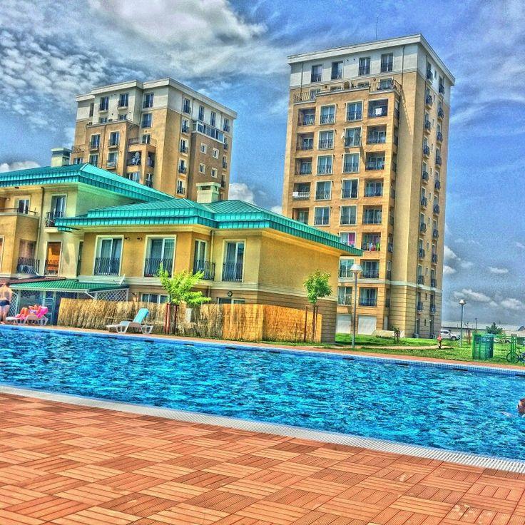 Cosmopolis Swimming Pool in Ştefăneştii de Jos, Ilfov