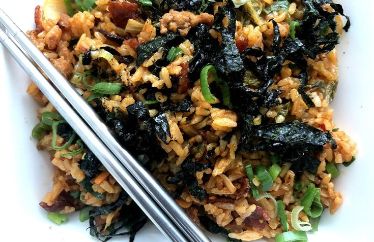 Kimchi rice is a one bowl dish. This dish is easy and fast to cook. You have to cook this dish with cold rice and it is always a good idea to use the leftover from the previous day. I hate to waste food and this is one of the reasons why I love thisRead more