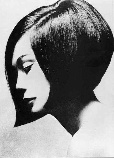 Nancy Kwan And Her Iconic Vidal Sassoon Bob As A Child I