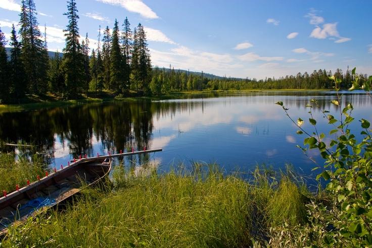 De reis gaat verder, door het prachtige Finse merengebied naar #Nurmes in het folkloristische Oost-Karelië, bekend vanwege haar gastvrije bevolking. #Finland #Scandinavie