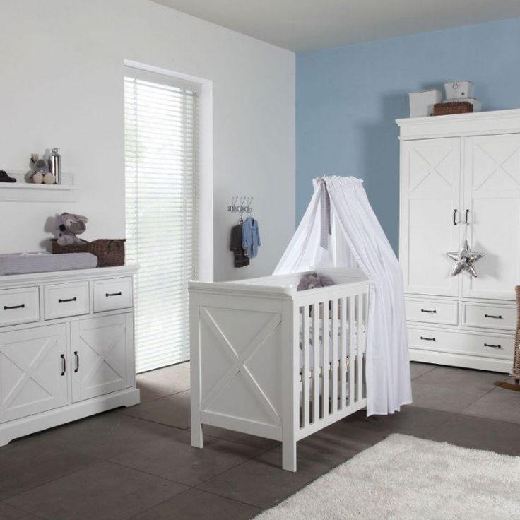 Babykamer Savigno Wit Met Kruis | Babypark