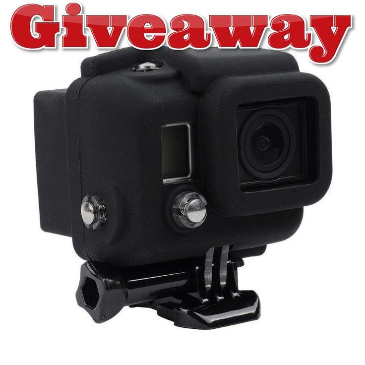Konsit Silicone GoPro Cover Giveaway Sponsered by The GoPro Manual Follow the link:  http://fpgiveaway.com/goprocasegive/