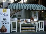 Cat Cora's Kitchen by Gaea Participated in the 2012 Environmental Media Awards