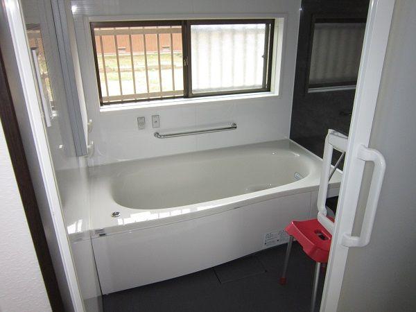 システムバスの入れ替えです Panasonic オフローラ 酸素美泡湯つき リフォーム お風呂 リフォーム お風呂 リフォーム お風呂