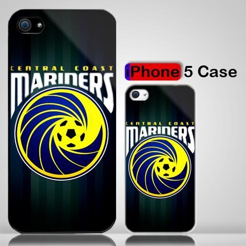 Central Coast Mariners Football Club Logo iPhone 5 Case