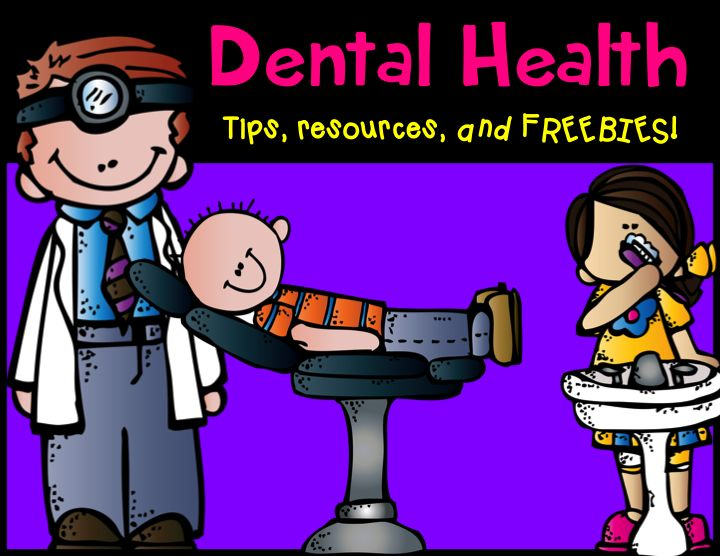 Dental Health Resources and a FREEBIE -FREE tooth themed figurative language activity.